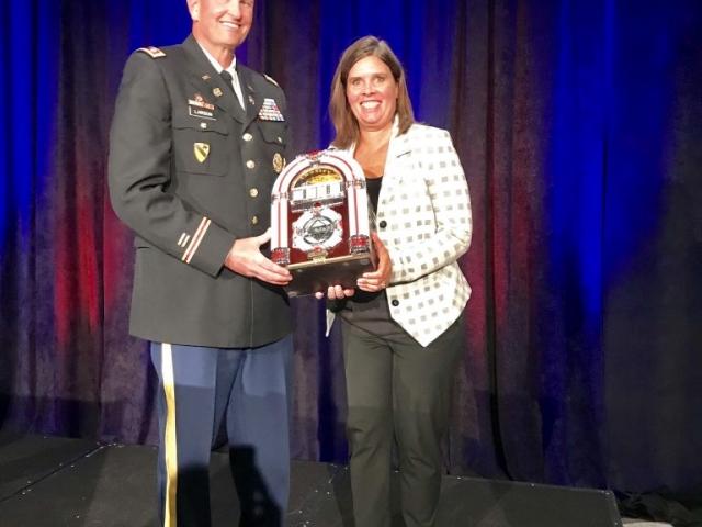 NDBA Pioneer Award